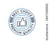 best choice stamp  badge  label ... | Shutterstock .eps vector #1847330002