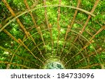 A Tunnel Of Greenery In Potsda...