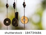 Sex Cum wind chimes asian style terre You