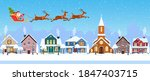happy new year and merry... | Shutterstock .eps vector #1847403715