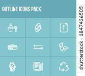 package icon set and family...
