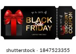 black friday sale discount...   Shutterstock .eps vector #1847523355