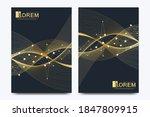 modern vector template for... | Shutterstock .eps vector #1847809915