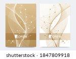 modern vector template for... | Shutterstock .eps vector #1847809918