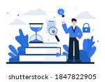 intellectual property copyright ... | Shutterstock .eps vector #1847822905