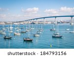 San Diego Waterfront With...
