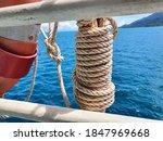 Manila Ropes Or Polypropylene...