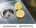 Apply Fresh Lemon To The Clean...