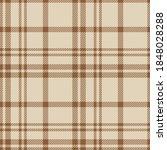 brown glen plaid textured... | Shutterstock .eps vector #1848028288