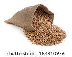 Wheat In Bag