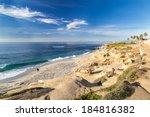 La Jolla Cove Beach  San Diego...