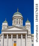 Main Entrance To White Helsinki ...