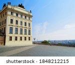Scene Near Prague Castle In...
