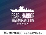 national pearl harbor... | Shutterstock .eps vector #1848398362