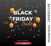 editable square banner template ...   Shutterstock .eps vector #1848561148