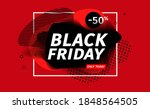 black friday sale banner....   Shutterstock .eps vector #1848564505