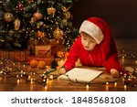 Christmas Child Write Letter To ...