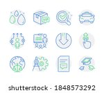 Business Icons Set. Included...
