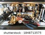 Repair Of The Coffee Machine...