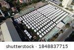 Izmir Turkey 30 10 2020 Tent...