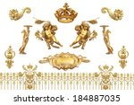 Isolated Golden  Detail To...