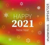 Happy 2021 New Year....