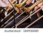 Trombones In The Hands Of...