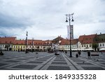 Sibiu  Romania   August 19 ...