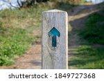 Hiking Arrow Sign In Loredo ...