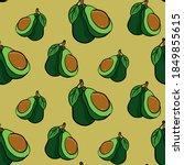 Avocado. Green Vegetable....
