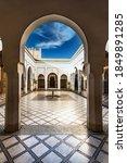 Bahia Palace With Traditional...