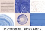 wood tree art texture stamp for ... | Shutterstock .eps vector #1849913542