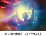 music concert | Shutterstock . vector #184996388