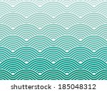 colorful geometric seamless...   Shutterstock .eps vector #185048312