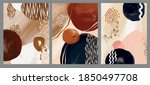 abstraction. painting. abstract ... | Shutterstock .eps vector #1850497708