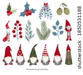 Illustration Of Scandinavian...