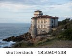 The Boccale Castle  On The...