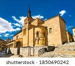 San Martin Church In Segovia  ...