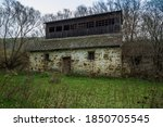 Old Abandoned Water Mill In The ...