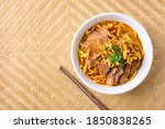Northern Thai Food  Khao Soi  ...