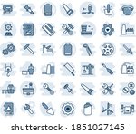 blue tint and shade editable...   Shutterstock .eps vector #1851027145