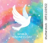 World Kindness Day. Dove On...