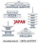 Japan Landmark Temples ...
