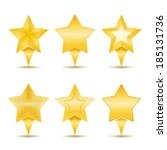 stars | Shutterstock . vector #185131736