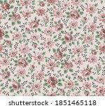 vector seamless pattern of...   Shutterstock .eps vector #1851465118