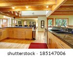 View Of Kitchen Cabinets ...