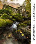 Old Disused Watermill With...