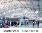 korea  incheon and incheon... | Shutterstock . vector #1851640648