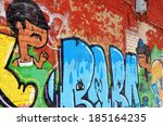 montreal canada march 30 ... | Shutterstock . vector #185164235