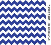 zigzag seamless chevron pattern ... | Shutterstock .eps vector #185188652